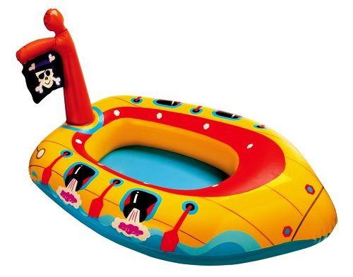 надувная лодка детская на 2 детей